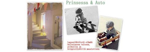 Prinsessa ja Auto