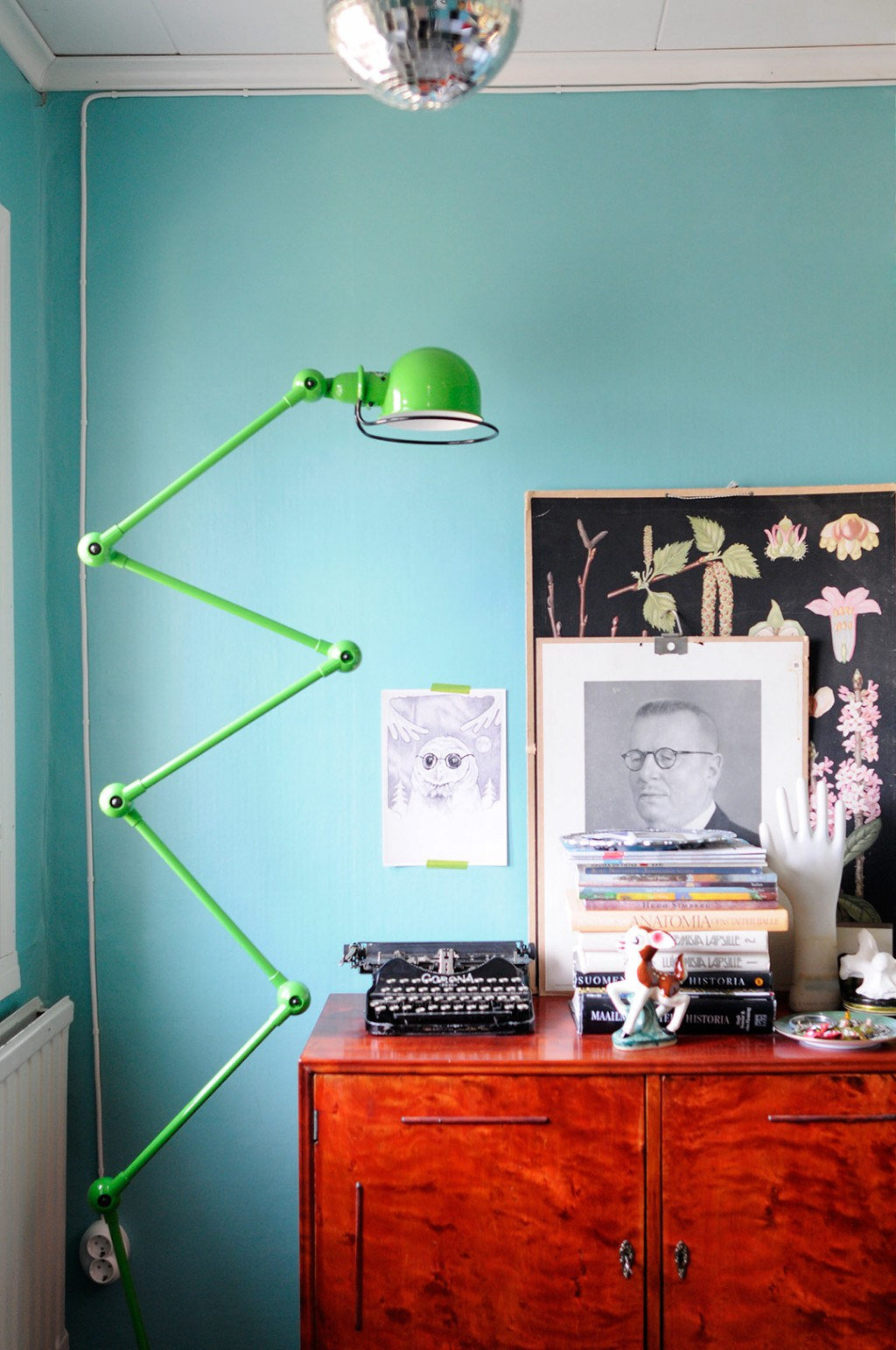 Jieldé Loft floor lamp