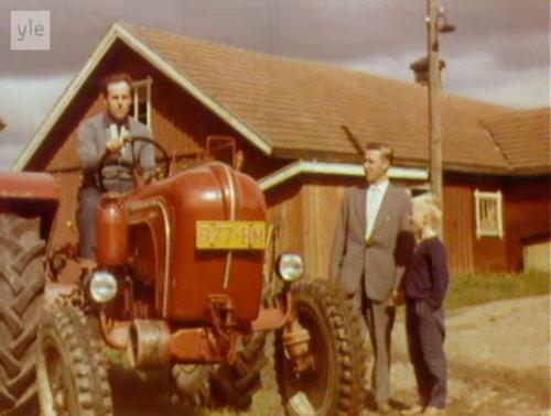 Perhe 1960-luvulla