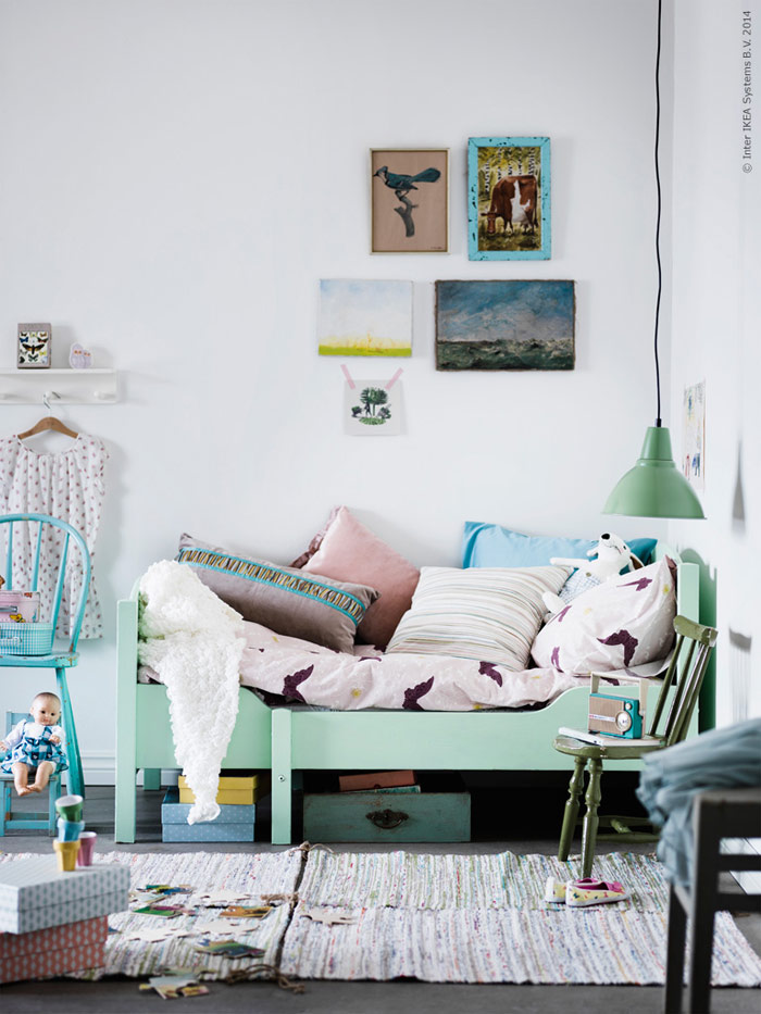 IKEA Kids Room Inspiration