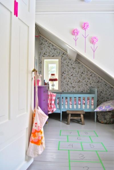 Inspiraatiota lastenhuoneeseen