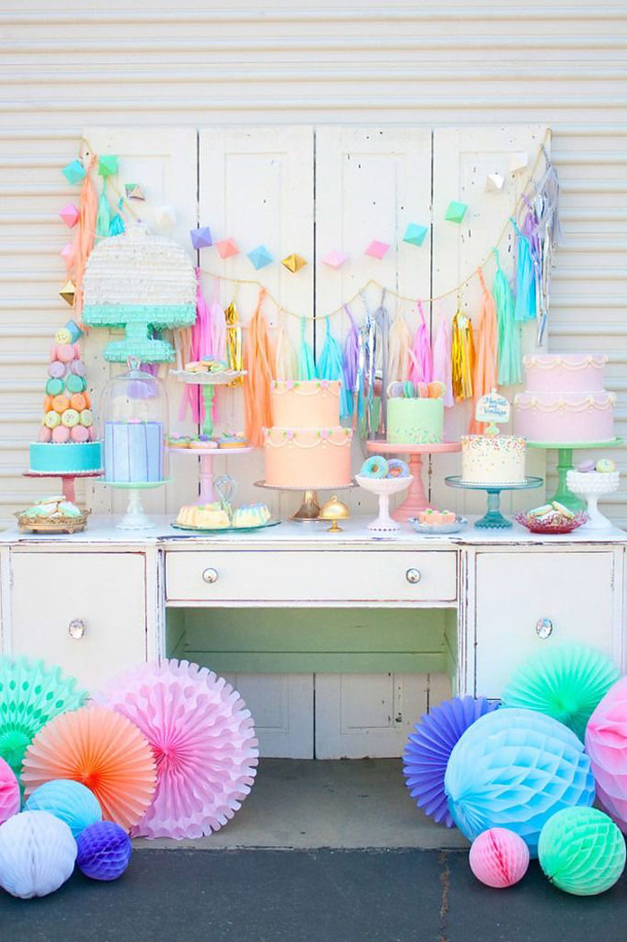 Party Inspiration via Project Nursery
