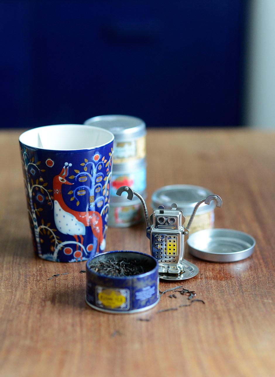Tea Time, Or Coffee Perhaps