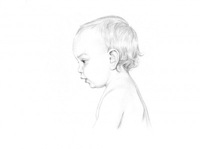 Portraits of Baby John