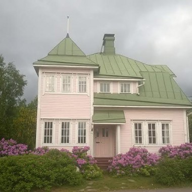 Dreamy Pink Castle for Sale