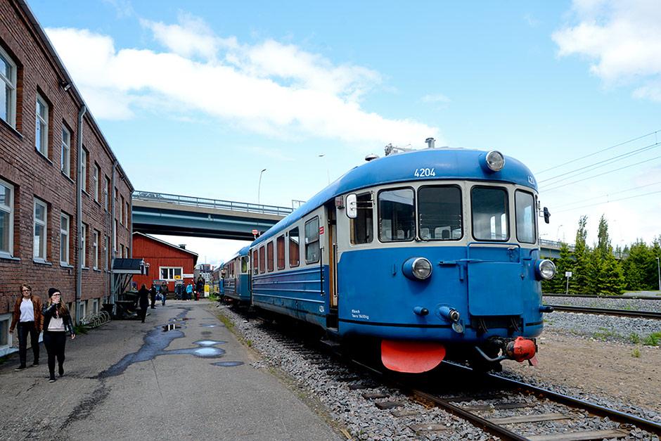 Museum Trains And Miniature Railways