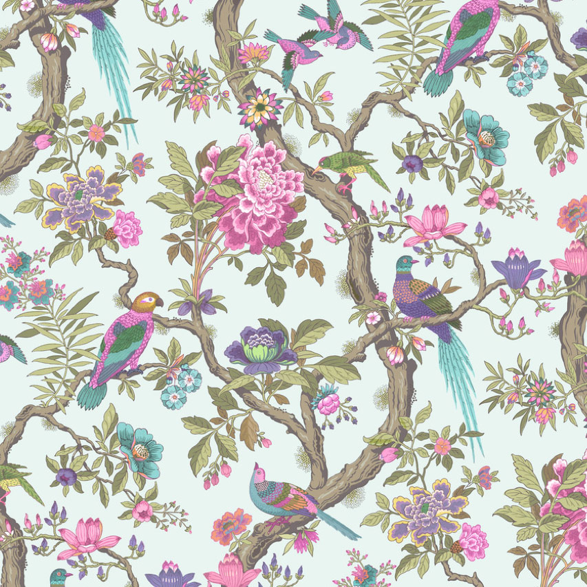 Fontainebleau wallpaper by Cole&Son
