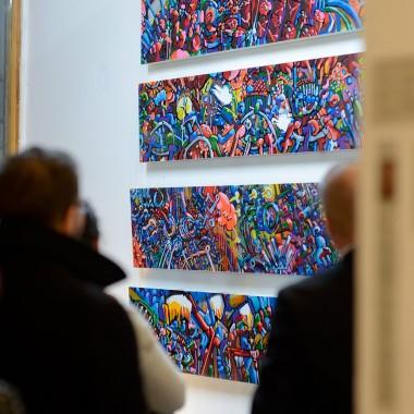 Petri Kuljun taidenäyttely Galleria Koomassa