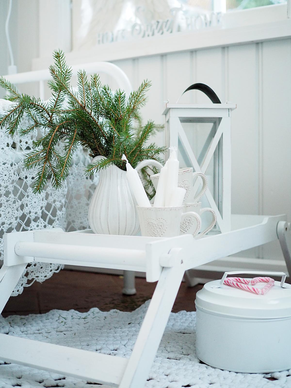 Home of Valkoisen kartanon elämää - photo by SisustusUnelmia