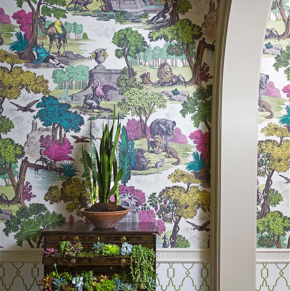 Grand Versailles wallpaper by Cole & Son