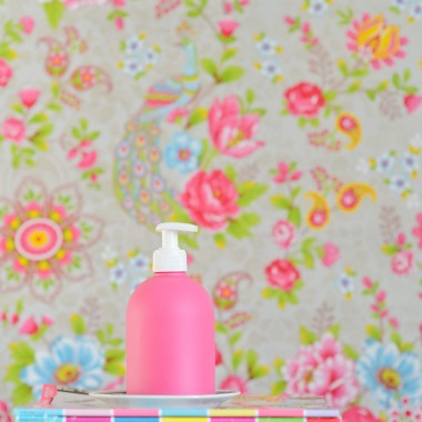 Paint Your Hand Sanitizer Romantic Pink