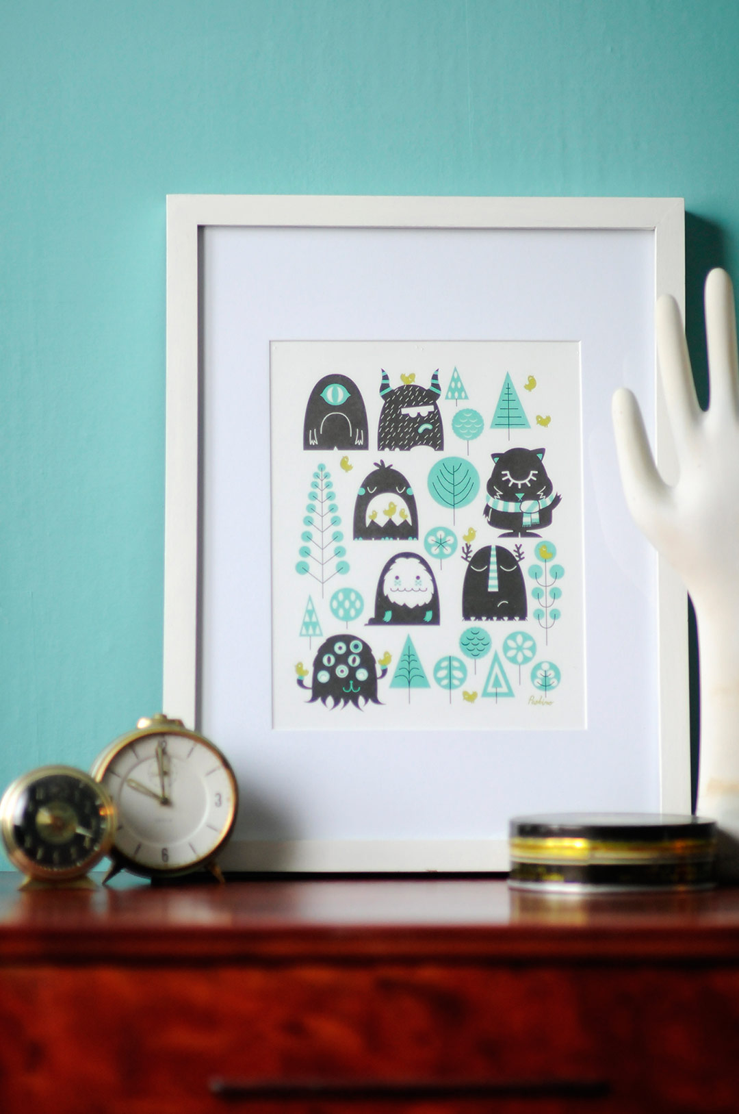 Art print by Peskimo