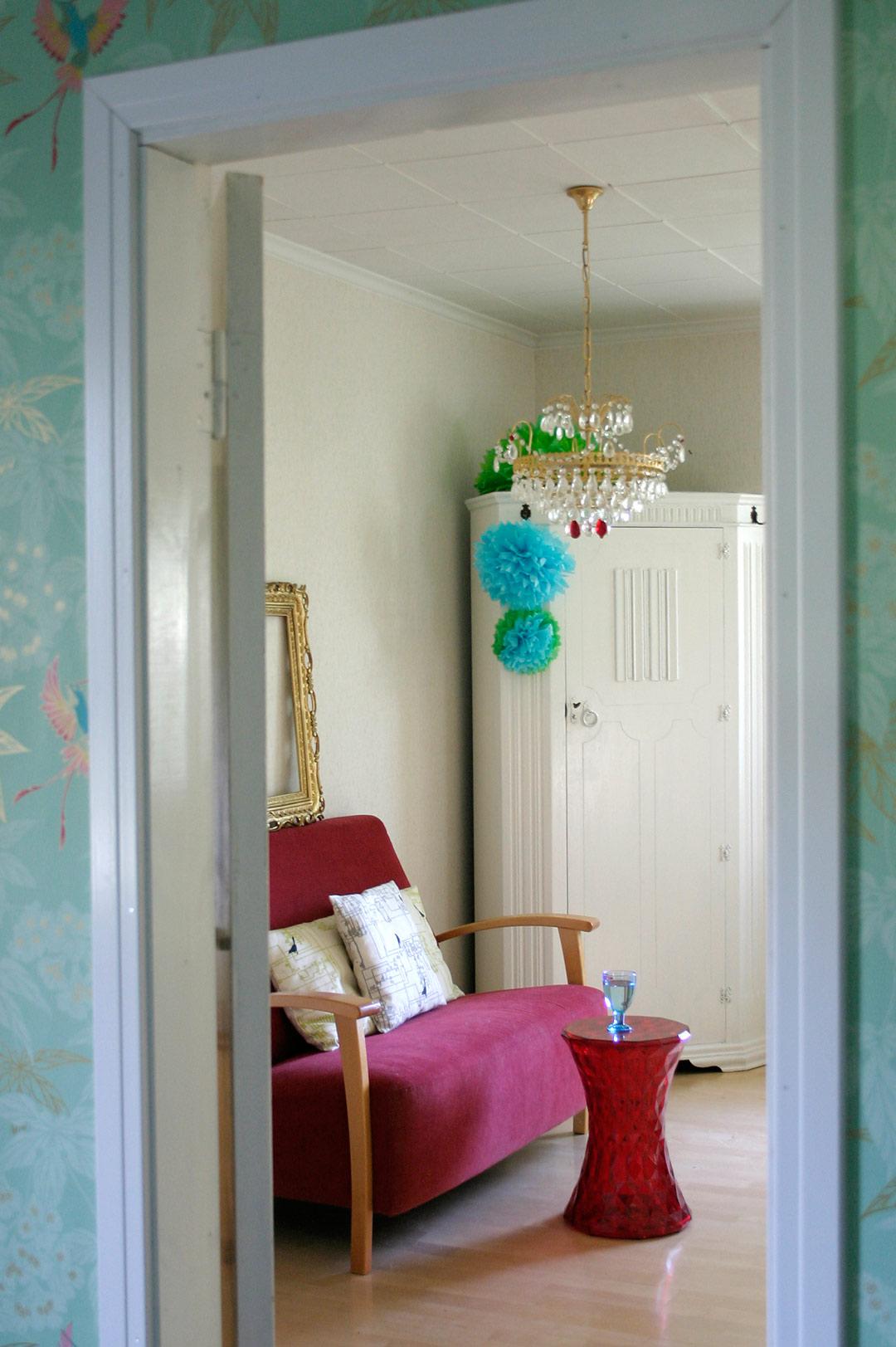 Living room 2009