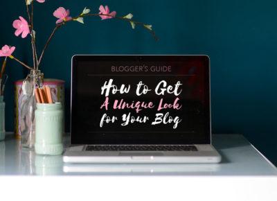 Blogiopas: Miten saat persoonallisen ilmeen blogille?
