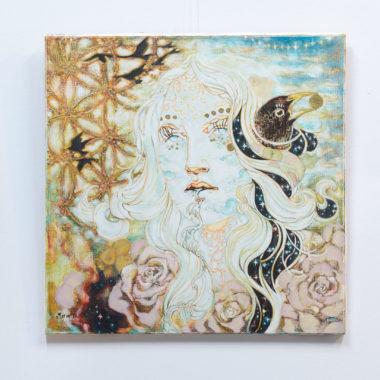 Maria Raasakka – My Starlings exhibition at Galleria Kooma
