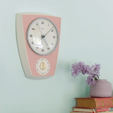 Cute Vintage Wall Clock from Unik Uleåborg
