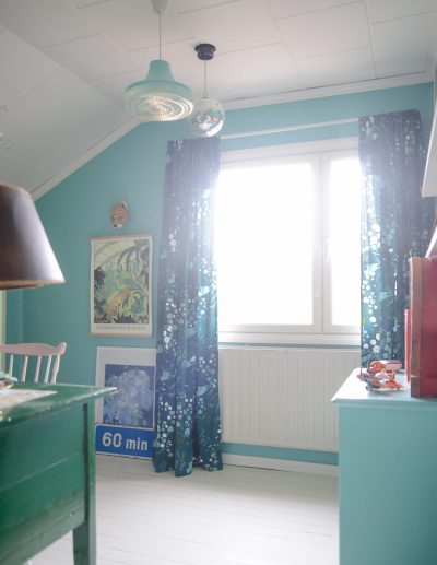 Kids Room Curtains for The Lazy Seamstress