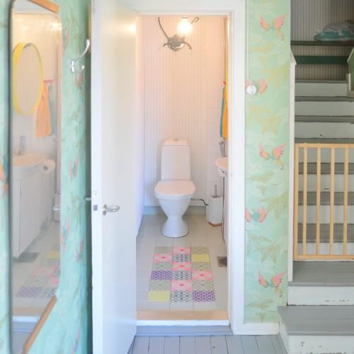 Peek into Our Toilet